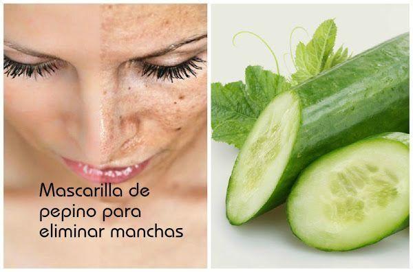 Apunta la receta que nos deja MANOS LINDAS para eliminar manchas del rostro.