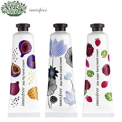 The Style Quarter - innisfree Jeju Scented Hand Creams (30ml)