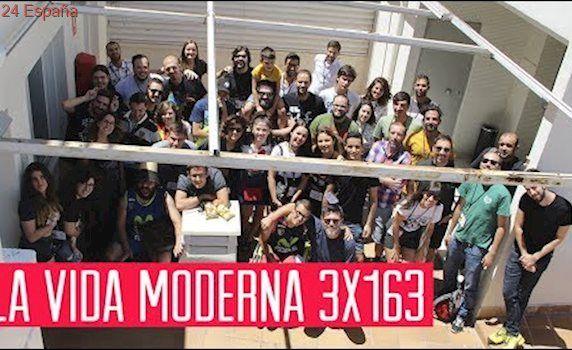 La Vida Moderna 3x163...es llamar al 23-F 'Epic Prank Fail'