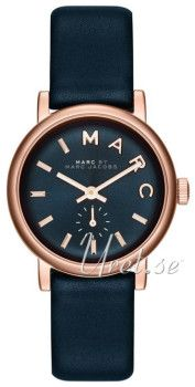 Marc by Marc Jacobs Blå/Läder Ø28 mm