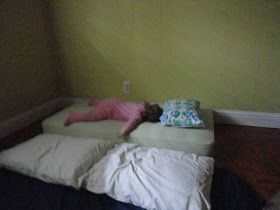 A Secure Base: The Floor Bed: Merging AP and Montessorian Principles