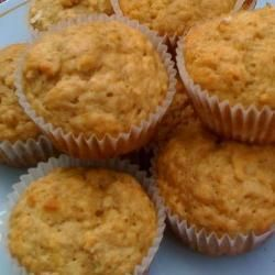 Eenvoudige bananenmuffins @ allrecipes.nl