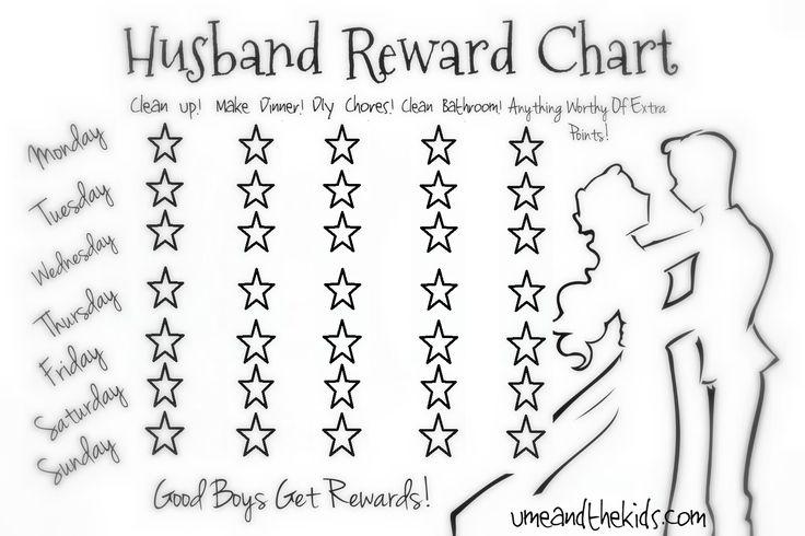 husband-reward-chart