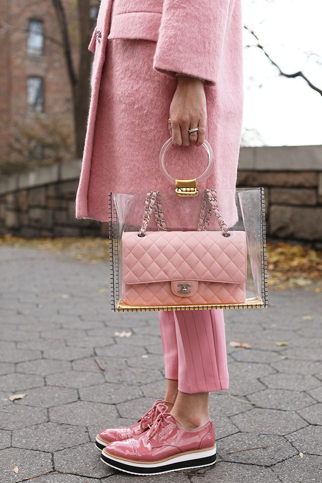 SUNDAY STYLE // PINKY | Atlantic-Pacific
