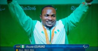 2016 Rio Paralympic: Nigeria Wins First Gold