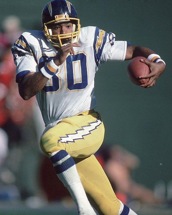 San Diego Chargers Hall Of Fame Players: Kellen Winslow Sr.