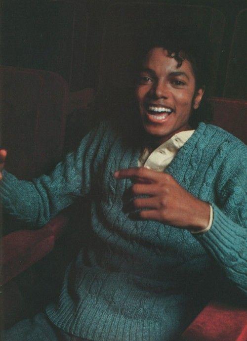 MJ I heart him
