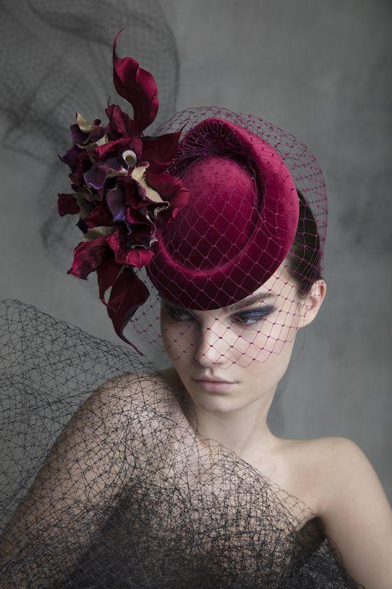 a5af5f3b695 PHILIP TREACY hat