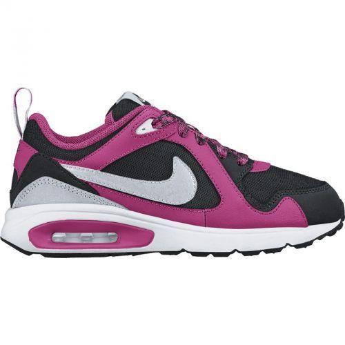 NIKE AIR MAX TRAX (PS) black/pink De Nike Air Max Trax (PS) is een hippe sneaker voor meisjes.