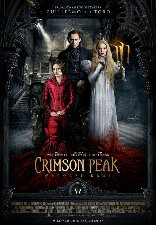 Crimson Peak. Wzgórze krwi (2015) - Filmweb