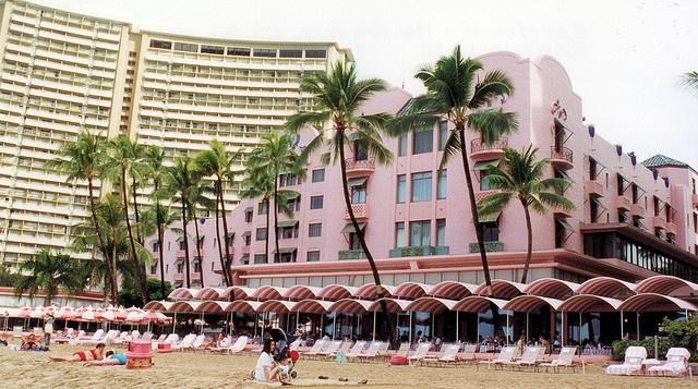 Pink Hotel Waikiki