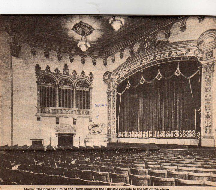 Roxy Theatre. Parramatta History