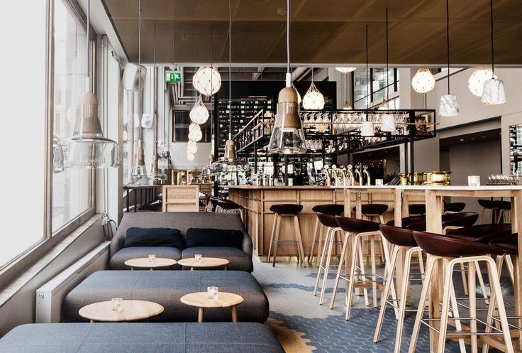 Restaurant Bronda Eteläesplanadi 20 Helsinki
