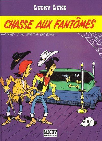 Lucky Luke -61- Chasse aux fantômes  -  1992