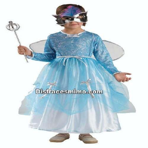 Tu mejor disfraz de princesa dulce niña,tu hija se sentirá como si tuviera verdadera sangre azul,con este disfraz de princesa dulce niña,en tus fiestas de disfraces y tematicas de principes y princesas.