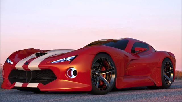 2020 Viper Concept 2022 Viper Acr Concept New Dodge Viper Dodge Viper Viper Acr