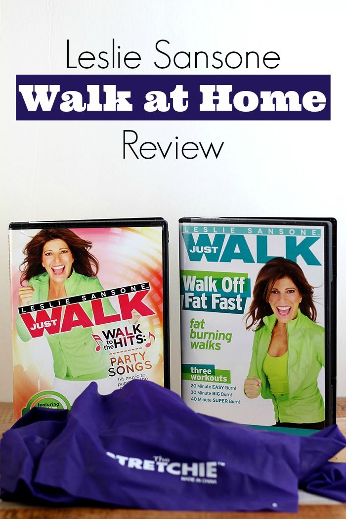 Leslie Sanson Walk At Home Review Health Wellness Fitness Home Workout Videos Walk At Home