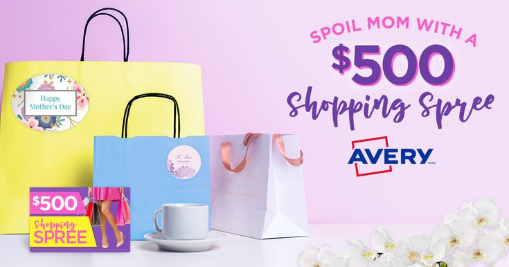 Enter now for your chance to WIN the Best Mother's Day Gift, a $500 Shopping Spree Gift Card for Mom!  Contest Closes May14th, 2017 11:59:59 PM EST