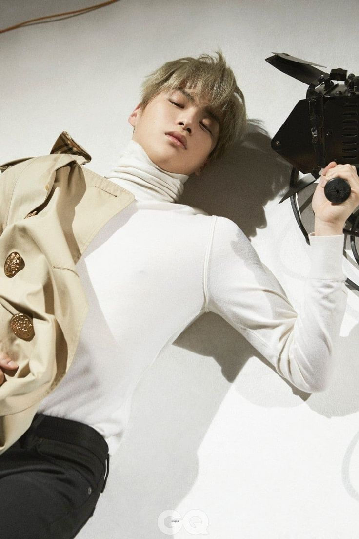 Kang Daniel - GQ Magazine January Issue '18