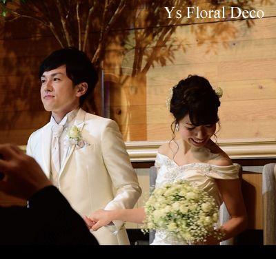 5月にアニヴェルセルみなとみらい横浜さんで挙式ご披露宴の新婦さんより、当日のお写真をいただきましたので、ご紹介します。ゆるめのアップスタイルがとってもお似...