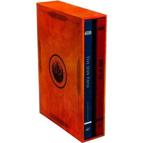 Livro - Star Wars: The Jedi Path And Book Of Sith Deluxe Box Set