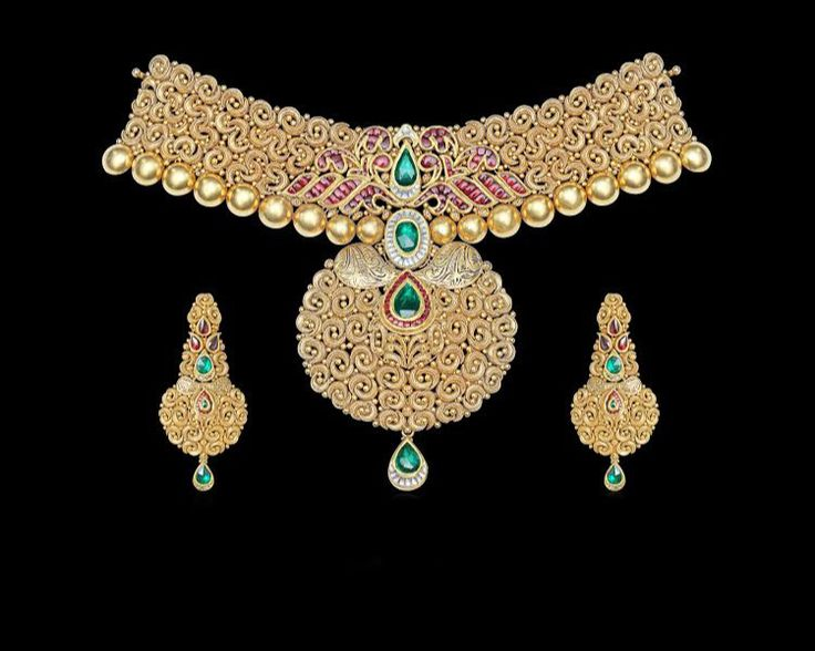 Timeless #jewellery from #Gehna that you will cherish forever!