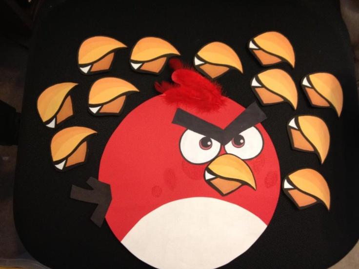 Angry Birds - Pin the Beak on the BirdGabe Birthday, Birthday Parties, Birds Birthday, Jonah Birthday, Birds Parties, Angry Birds, Hayden Parties, Crafts, Birthday Ideas