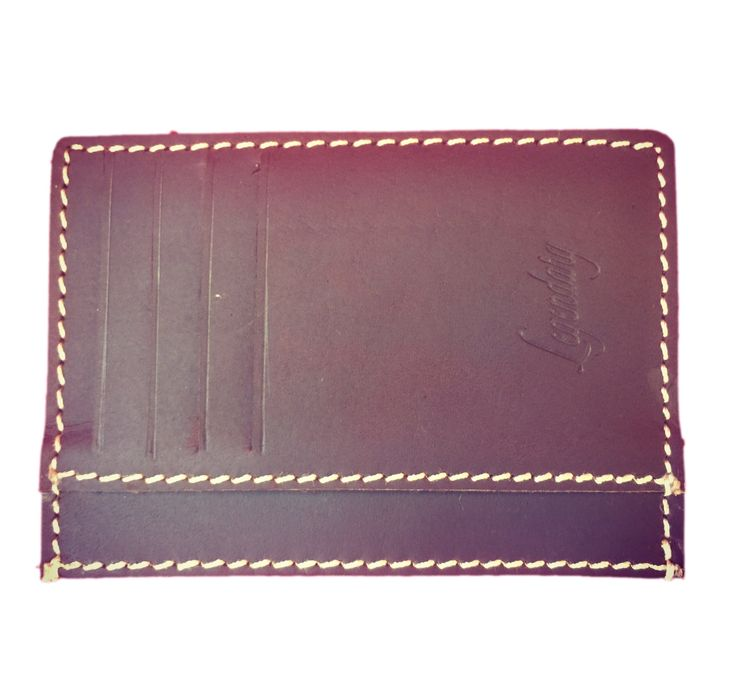 Unique Design High Quality 8 Slot Brown Leather Wallet By Legendary Leather…