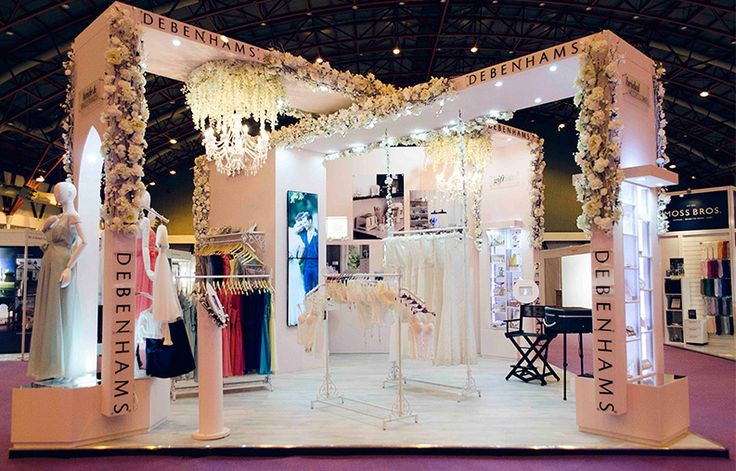 Bridal Expo Stands : Ce debenhams weddings exhibition pinterest
