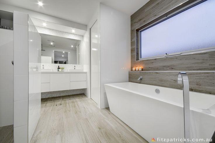 This ensuite is truely unique #fitzre #fitzgallerybathroom