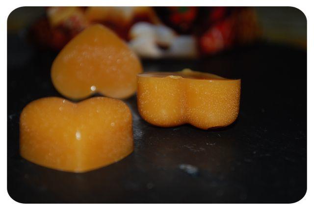 Caramels dur au beurre salé (cadeaux gourmands)