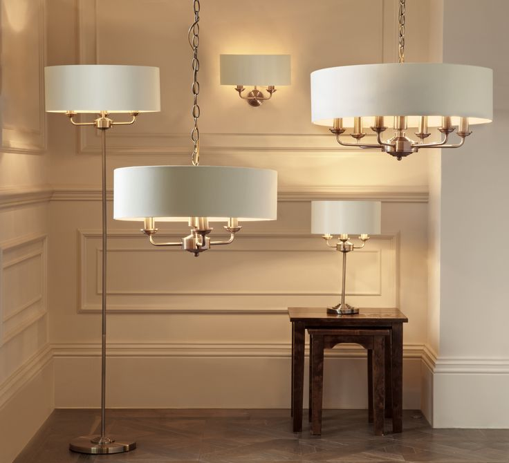 Laura Ashley Sorrento Lighting Range Lighting Bright
