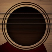 Epic Guitar  By Ronald Bell    Play guitar on your iPhone & iPad in style with Epic Guitar! Record your very own beats and play them back at anytime you want. Tap the buttons on the right to select the chord you want to play while you strum.