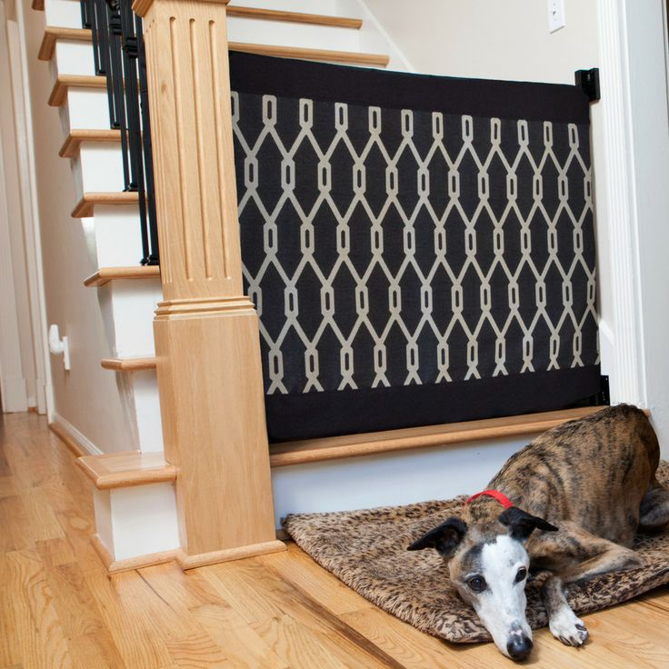 Onyx Fabric Safety Gate (Indoor/Outdoor)