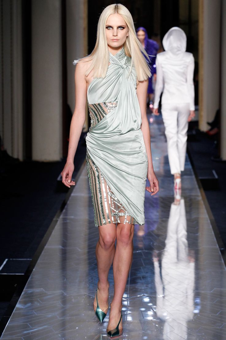 puma shoes online india sale Atelier Versace Spring 2014 Couture Collection Photos   Vogue