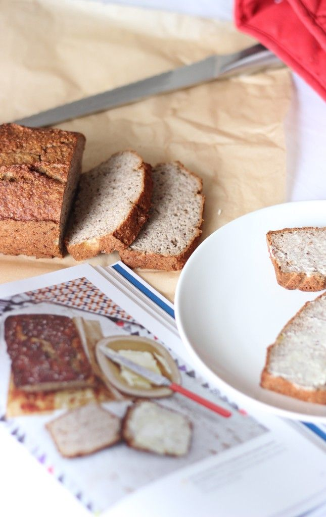 Hemsley and Hemsley Banana Bread Recipe