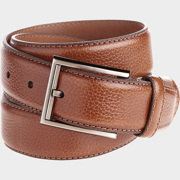 Buy a Men's Wearhouse Tan Leather Stitched-Edge Belt online at Men's Wearhouse. See the latest styles of men's Belts & Suspenders. FREE Shipping on orders $50+.