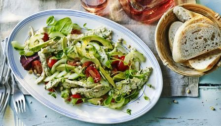 Pesto Lemon Chicken | BBC - Mary Berry's Absolute Favourites