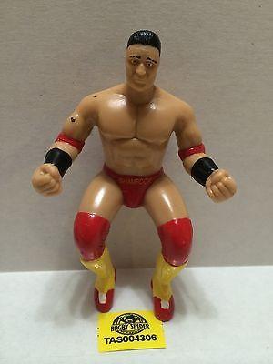 (TAS004306) - WWE WWF WCW Wrestling Thumb Wrestler Figure - Ken Shamrock
