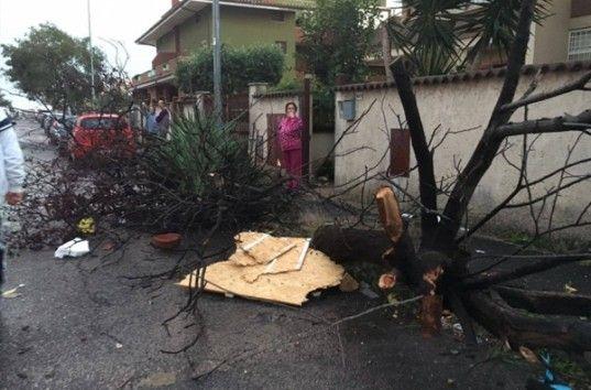 На Италию обрушился мощный торнадо, есть погибшие (ВИДЕО)