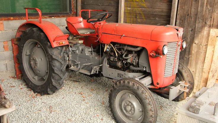 Massey Ferguson Horn : Best massey ferguson traktor images on pinterest