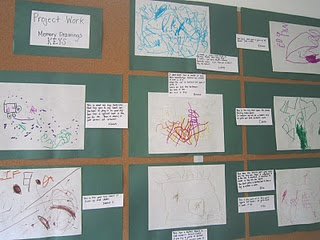 "Dana Gorman's Playfully Learning.  ""Children learn best through play! Join me as I give ideas, insights and inspiration to parents, teachers and play advocates on how to accomplish this important goal. From our ever changing emergent curriculum to our amazing outdoor experiences, the Little Red School House is a great place to play.""  Reggio-inspired documentation."