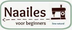 Sew Natural Blog: Naailes voor Beginners - leer je naaimachine kennen in 9 online lessen