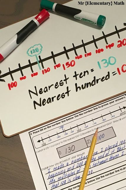 This post originally appeared on the blog Mr. Elementary Math.   Why is Rounding So Important? If you live in a state that uses math common core standards (3.NBT.1) or some variation, students are exp