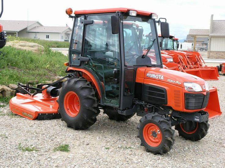 Kubota B3030 Tractor Price