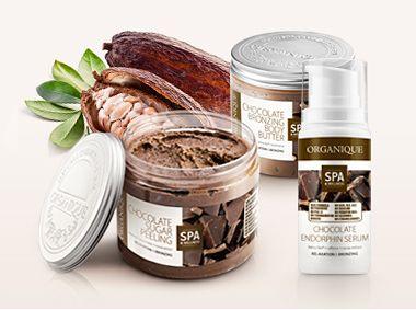 Kosmetyki Organique w Terapii Brązującej / Czekolada