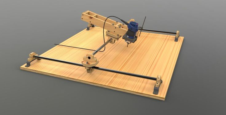 Маршрутизатор Дубликатор - STEP / IGES, SOLIDWORKS - 3D модель - GrabCAD