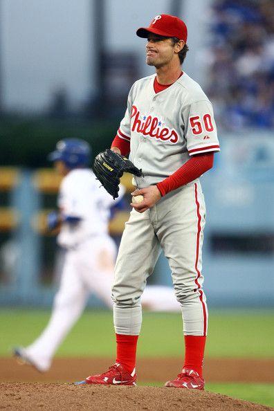 JAMIE MOYER:  PITCHER WITH PHILADELPHIA PHILLIES