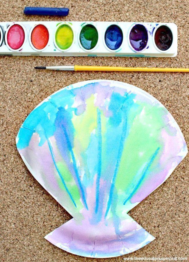 Arts Crafts Rhapsody Pretoria Beach Themed Crafts For Preschool