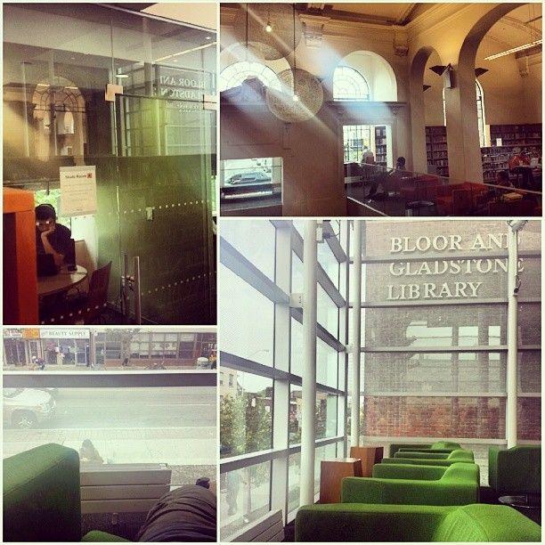 Toronto Public Library (Gladstone) in Toronto, ON